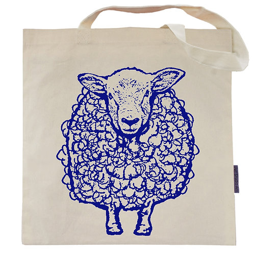 Sheep Tote Bag | Lexi the Sheep