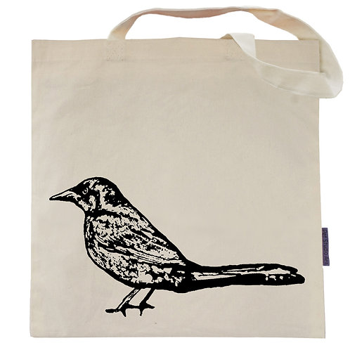 Grackle Tote Bag