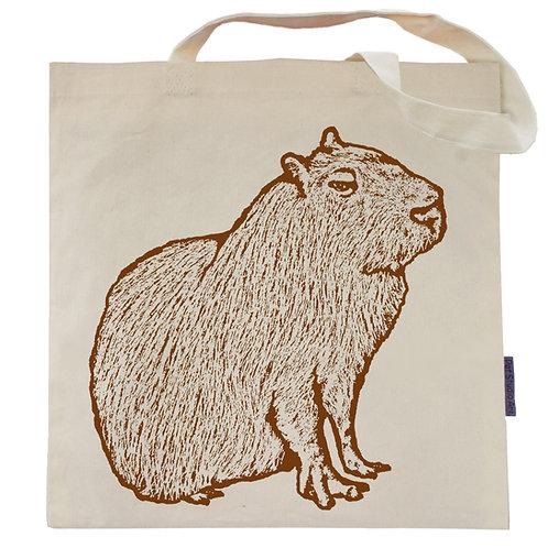 Capybara Tote Bag