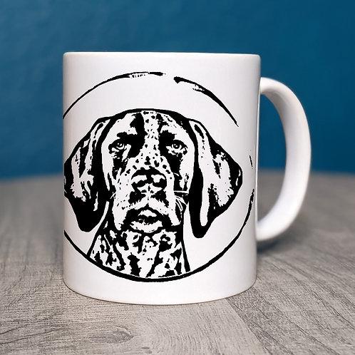 German Shorthair Pointer Coffee Mug