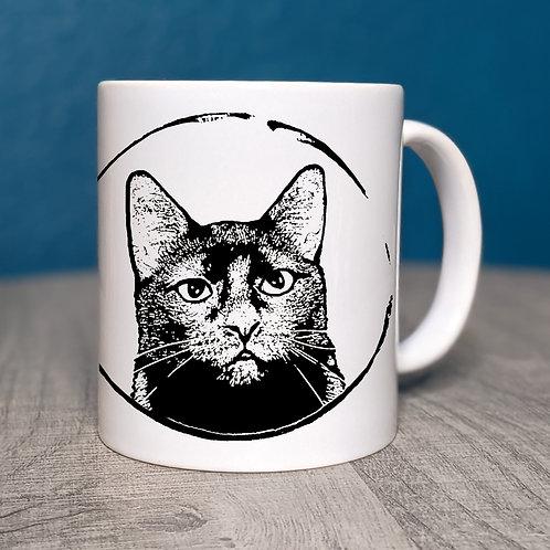 Jazz the Cat Coffee Mug