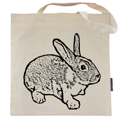 Bunny Tote Bag | Hope the Rabbit