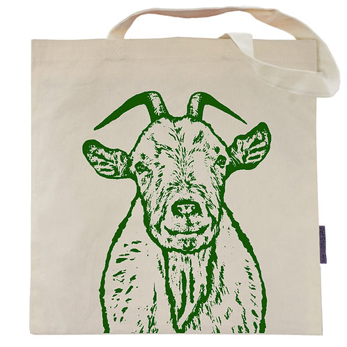 Goat Tote Bag | Walter the Goat