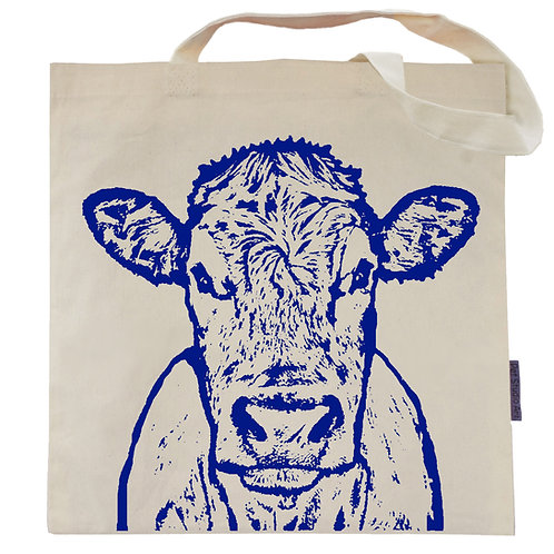 Cow Tote Bag | Thunder the Cow