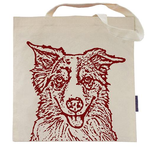 Australian Shepherd Tote Bag | Mini the Aussie