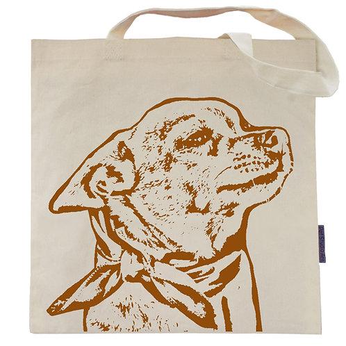Chihuahua Tote Bag | Lily the Chi