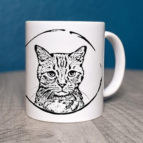 Milo the Cat Coffee Mug