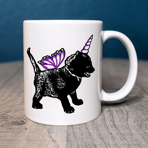 Unicorn Kitten Coffee Mug