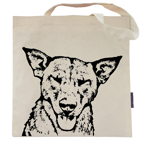 Blue Heeler Tote Bag | Jack the Heeler
