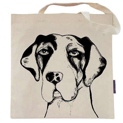 Great Dane Tote Bag | Noel the Dane