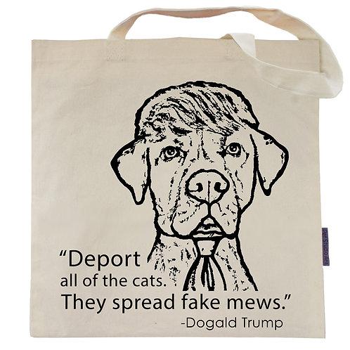 Dogald Trump Tote Bag **SALE**