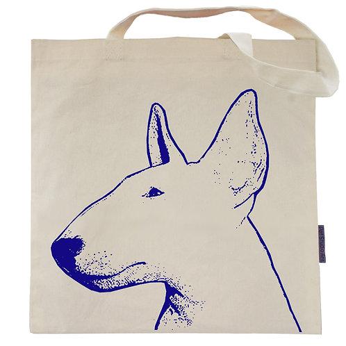 Bull Terrier Tote Bag | Ralph the Bull Terrier
