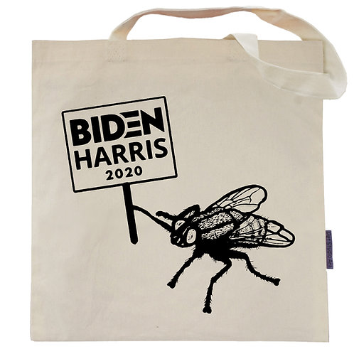 The Liberal Fly Tote Bag