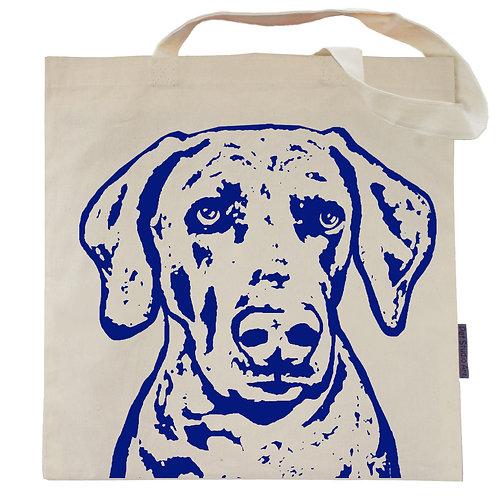 Weimaraner Tote Bag | Wesley the Weimaraner