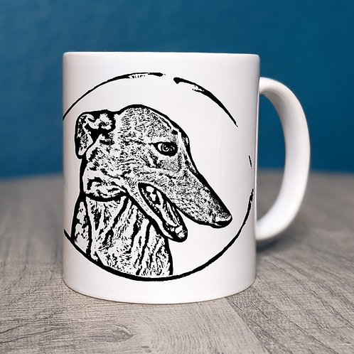 Geryhound Coffee Mug