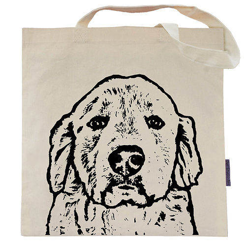 Great Pyrenees Tote Bag | Wilson the Pyr