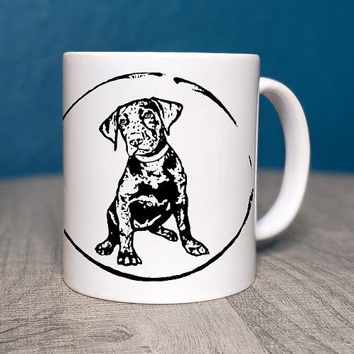 Labrador Puppy Coffee Mug