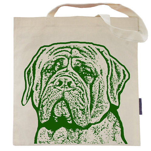 Mastiff Tote Bag | Floyd the Mastiff