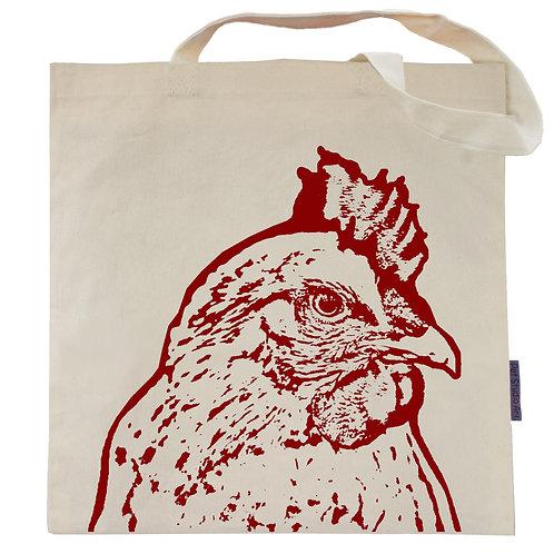 Chicken Tote Bag | Rachel the Hen