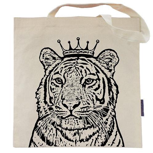 The Real Tiger King Tote Bag