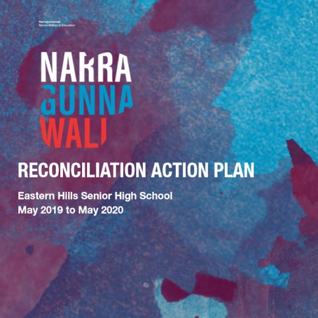OUR VISION FOR RECONCILIATION