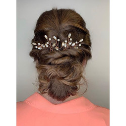 Beautiful Prom Upstyle by Danielle #prom