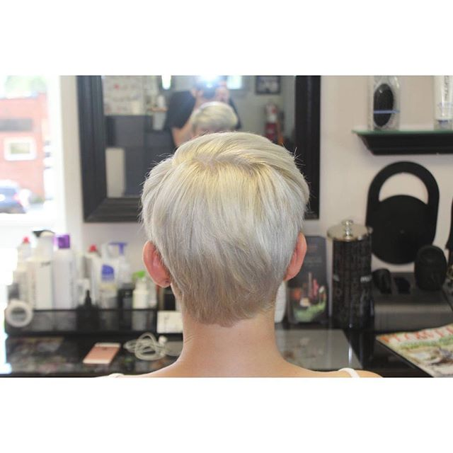 ❄️ICY Color❄️by Alexas #paulmitchellpro