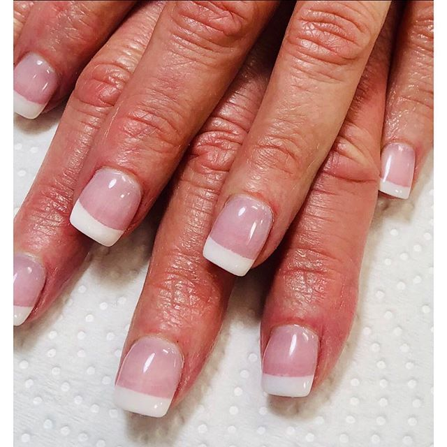 💅🏼Beautiful French Manicure 💅🏼 by Sh