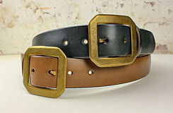 WORKSHOP1209 Handcfated Leather Belts.jp