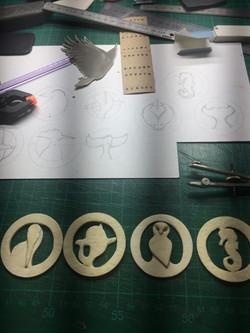 handmade leather icons Workshop 1209.JPG