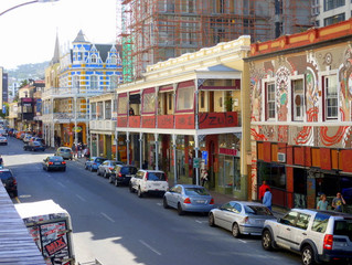 The colourful history of Long Street