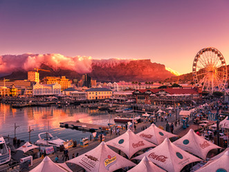 PLANNING A ROMANTIC EVENING IN IDYLLIC CAPE TOWN
