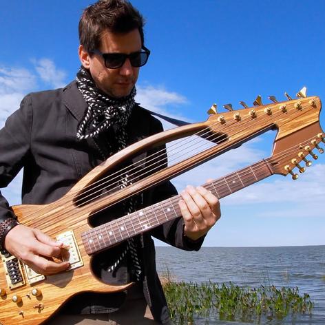 Dominic Gaudious Harp Guitar.png