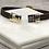 Thumbnail: Flower Memorial Leather Bracelet