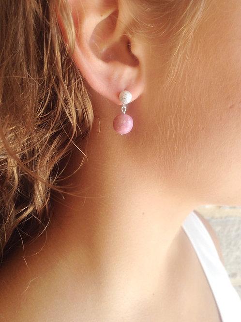 Flower Memorial Stardust Earrings