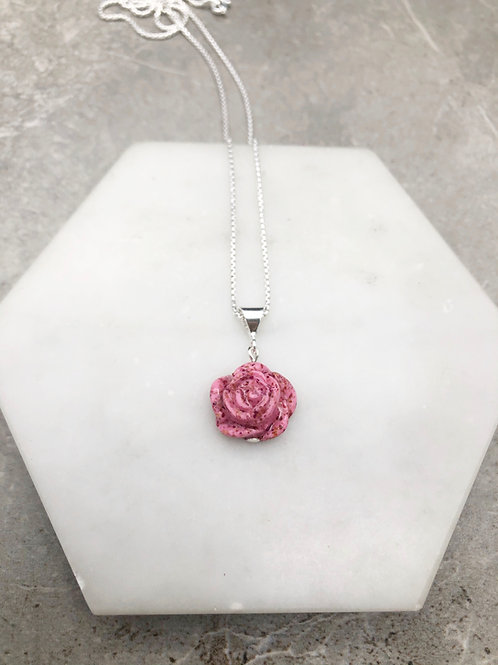 Memorial Rosel Necklace