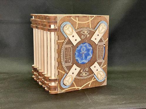 """Egyptian - 5 Page Storybook"" Themed Codex Silenda"