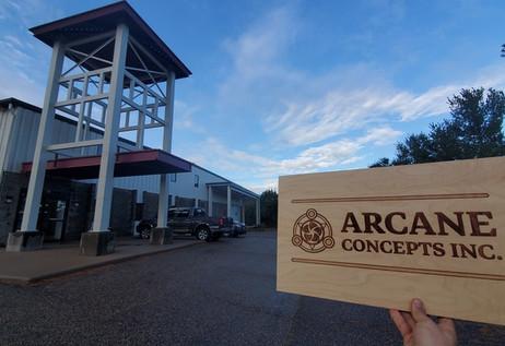 Arcane Concepts Inc - Hudson, WI