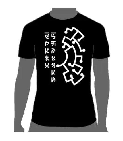 """The Lost Geneva"" 1st Kickstarter T-shirt"