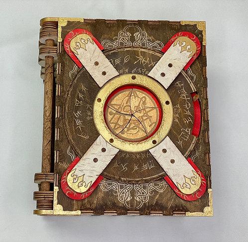 """5 Page Archaic"" Custom Edition Codex Silenda"