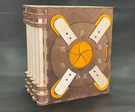 """""""7 Page Classic"""" Codex Silenda"""