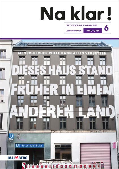 Cover lesmethode Duits