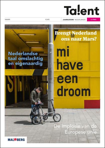 Cover lesmethode Nederlands