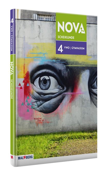 Cover lesmethode Scheikunde