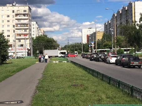 Улочки столицы: Алтайская улица