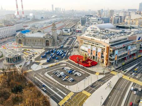 Улочки столицы: Киевская улица
