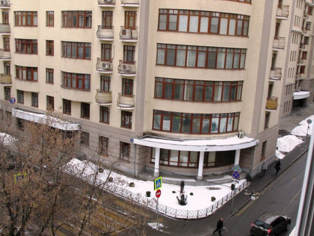 Улочки столицы: Большой Татарский переулок