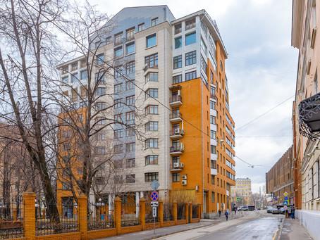 Улочки столицы: Шведский тупик