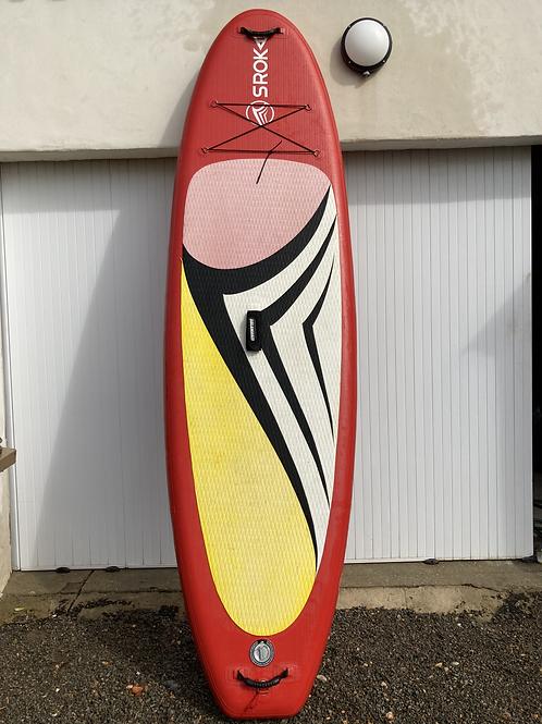 N°7 - Paddle gonflable School 10'3x34x6 SROKA