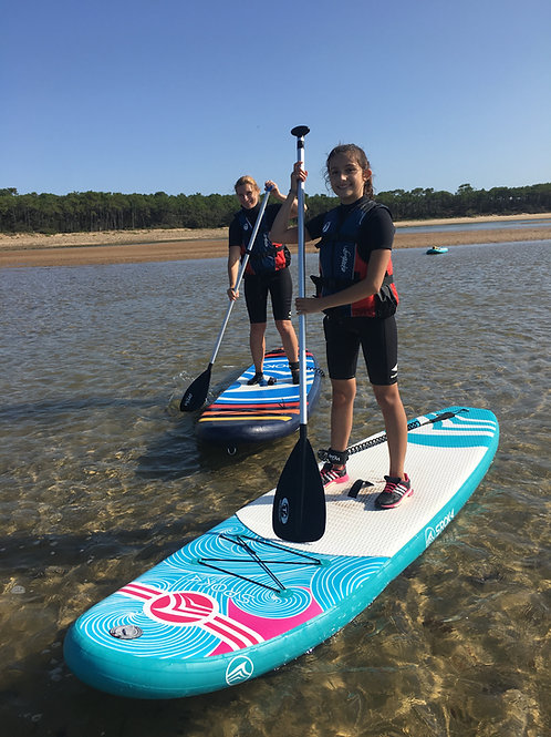 Stand-Up Paddle Course - 1h30